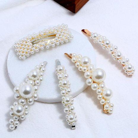 Womens Geometric Handmade Metal Hair Accessories KQ190423118973's discount tags