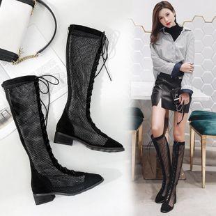 Cutout fashion straps women s shoes SO190424118983's discount tags