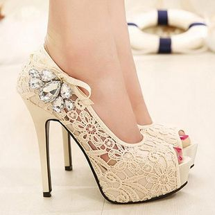 Sexy nightclub high heel stiletto shoes shallow mouth large size shoes SO190424119011's discount tags