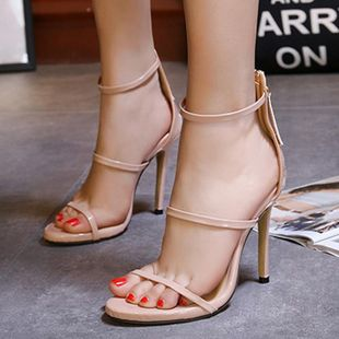 Short-selling European and American stars, foreign trade fashion, sexy high-heeled women s shoes SO190424119037's discount tags