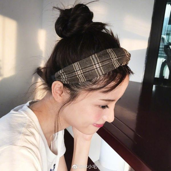 Womens Other Fabrics Hair Accessories MS190426119402