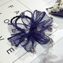 Womens Bow Imitated crystal Hair Accessories SM190426119324