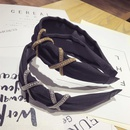 Womens Bow Cloth Hair Accessories SM190426119341