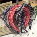 Womens Bow Cloth Hair Accessories SM190426119344