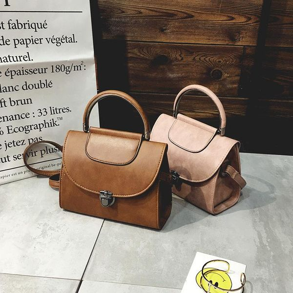 PU Korean fashion handbag XC190427119610