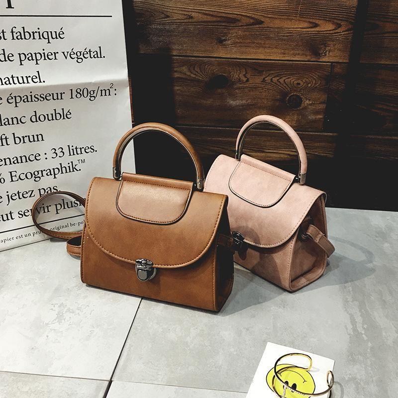 PU Korean fashion handbag XC190427119610