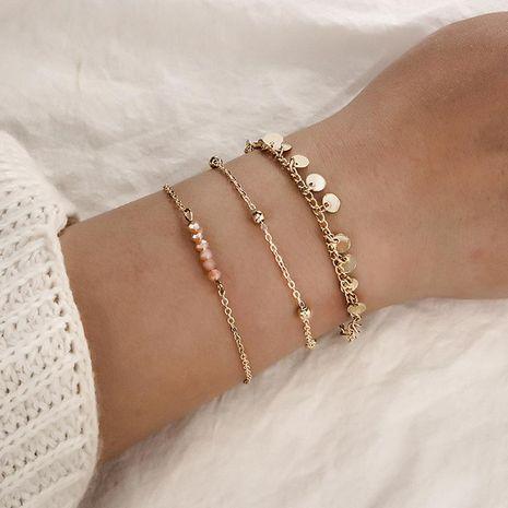 Womens geometric plating alloy tassel  Bracelets & Bangles GY190429119791's discount tags