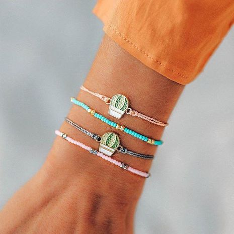 Womens round plating alloy Bracelets & Bangles GY190429119805's discount tags