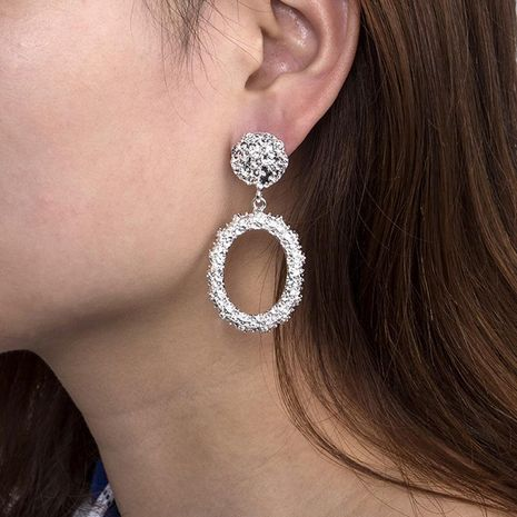 Womens Anything Plating Alloy Earrings GY190429119817's discount tags