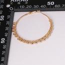 Womens Geometry Electroplating Alloy Earrings JJ190429119664