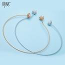 Womens Floral Copper fashion Zircon Necklaces TM190429119898