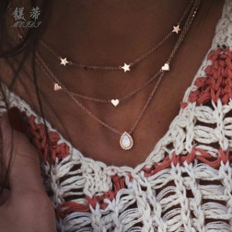 Womens Necklaces MD190409116314