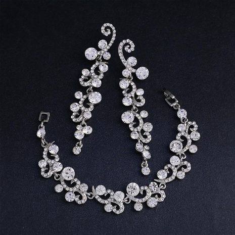 Womens Electroplated Alloy Jewelry Set Jewelry Sets NHAS120899's discount tags