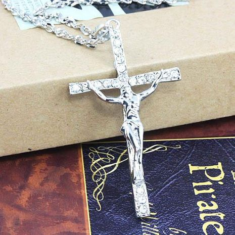 Unisex other electroplated alloy Necklaces NHAS120913's discount tags