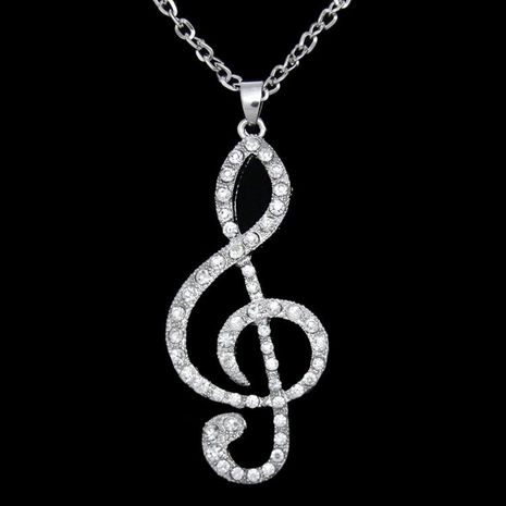 Womens note plating alloy ocesrio Necklaces NHAS120926's discount tags