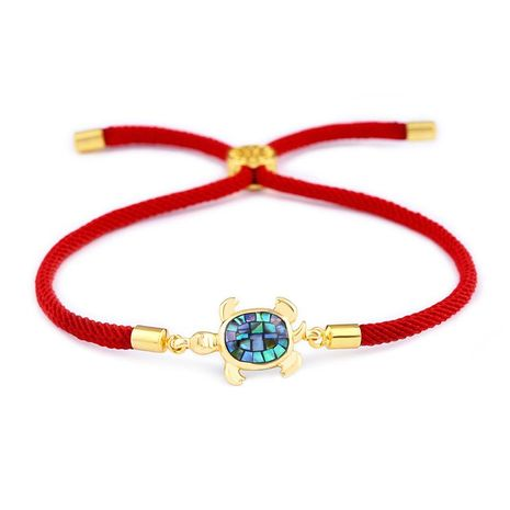 Womens Turtle with Zircon Copper and Bracelets & Bangles NHAS121037's discount tags