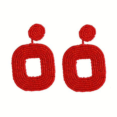 Womens Geometric Beads  Alloy Other Earrings NHAS121068's discount tags