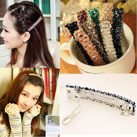 Couple Rhinestone Wild rhinestone  Hair Accessories NHOF121072's discount tags