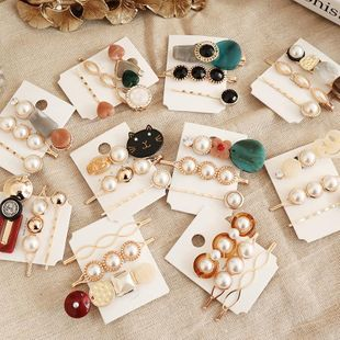 Fashion Vintage sweet beads Hair Accessories NHOF121131's discount tags