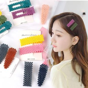 Womens Sweet millet Hair Accessories NHOF121148's discount tags
