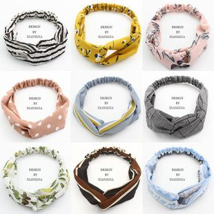 Womens clothing other Small fresh and simple elastic  Hair Accessories NHOF121149's discount tags