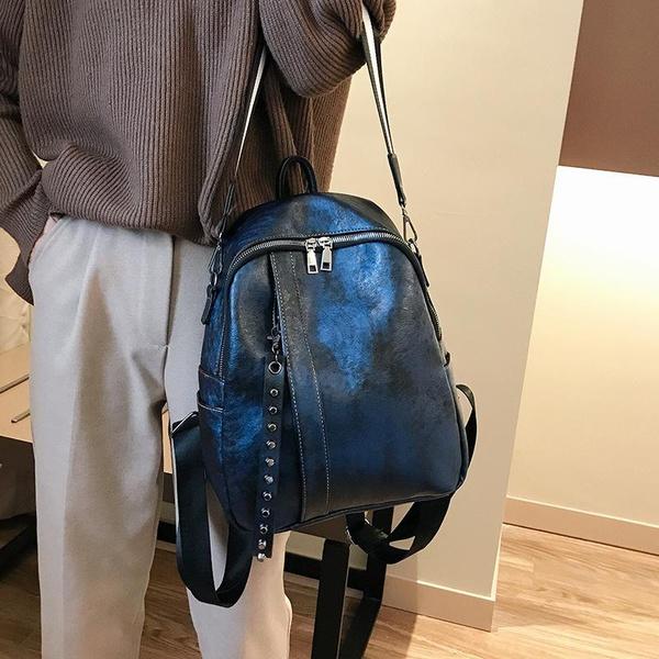 Fashion lady travel backpack NHLD121237