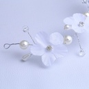 Womens Fashion flowers Floral and Beads Alloy Hair Accessories NHAS120800