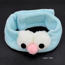 Womens Clothing Cute sweet hair ball with flannel Hair Accessories NHOF120835
