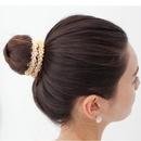 Womens Rhinestone Hair Accessories NHOF121116