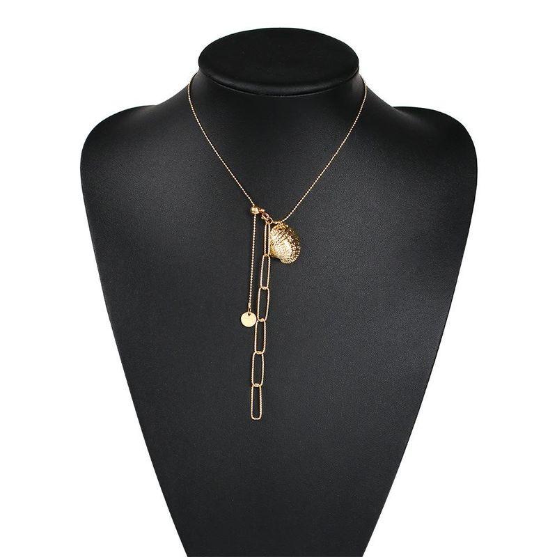Autres colliers en alliage lectrolytique pour femmes NHMD121327