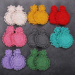 Fashion style tassel big earrings NHJQ121685's discount tags