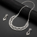 Womens Electroplated Copper Danrun Jewelry Sets NHDR121602
