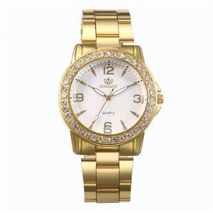 Simple digital fashion alloy wrist watch NHHK122177's discount tags