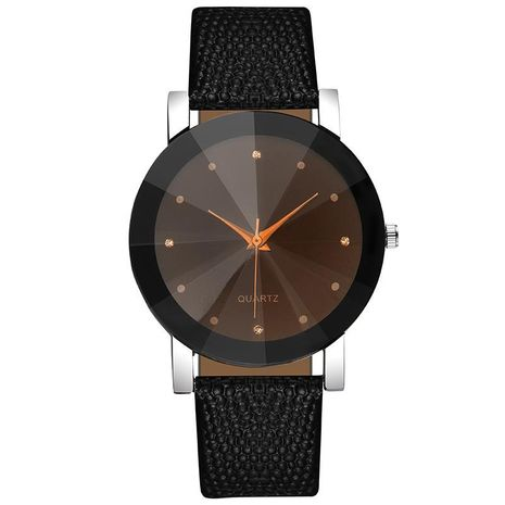 Simple and stylish spot meridian ray quartz watch NHSY122183's discount tags