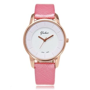 Fashion simple smooth belt watch NHSY122186's discount tags