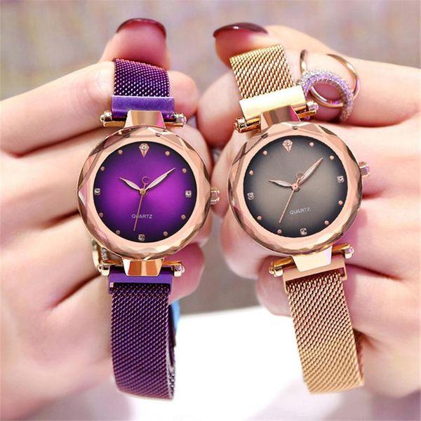 New luxury rhinestone-set fashion watch NHSY122206