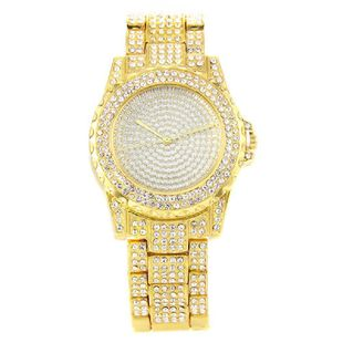 Fashion starry steel with full rhinestone watch NHMM122230's discount tags