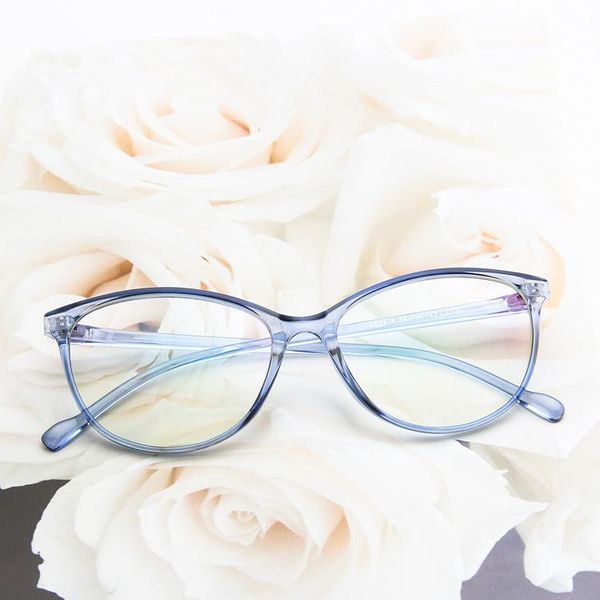 New fashion ultra-light glasses frame NHKD122296