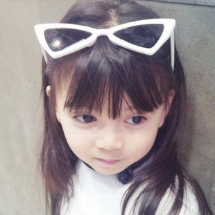 Retro Harajuku style triangle sunglasses NHKD122312's discount tags
