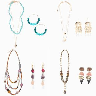 Womens Beads Jewelry Sets NHJQ122803's discount tags