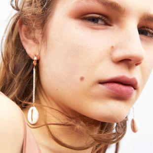 Womens Geometric Beads Earrings NHJQ122804's discount tags