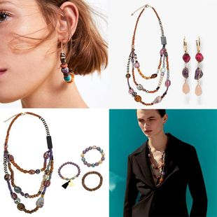 Mens Stone Wood Jewelry Sets NHJQ122820's discount tags
