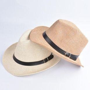 Western cowboy hat ladies tide beach hat NHXO123364's discount tags