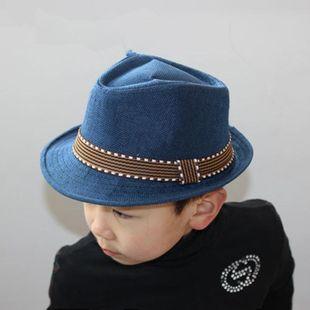 Stylish minimalist child hat NHXO123375's discount tags
