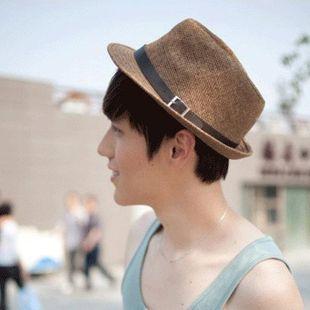 Fashion summer straw sun hat NHXO123433's discount tags
