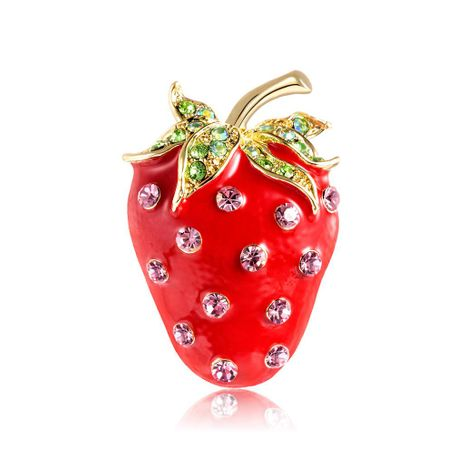Broches de aleación de frutas para mujer Broches NHDR123969's discount tags