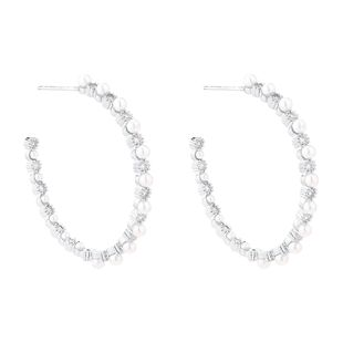 925 silver  Fashion earring NHPS51390's discount tags