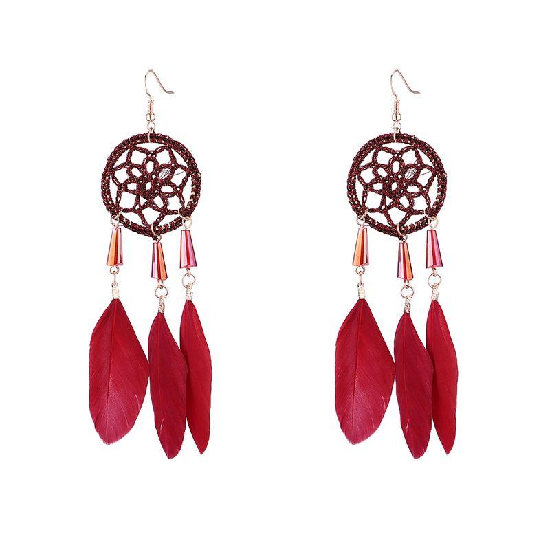 Alloy earring Korea NHPS54238