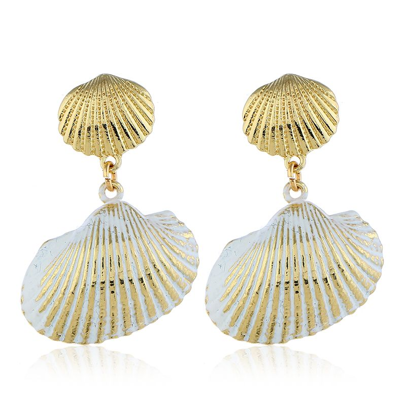 Alloy Fashion earringNHSC53906