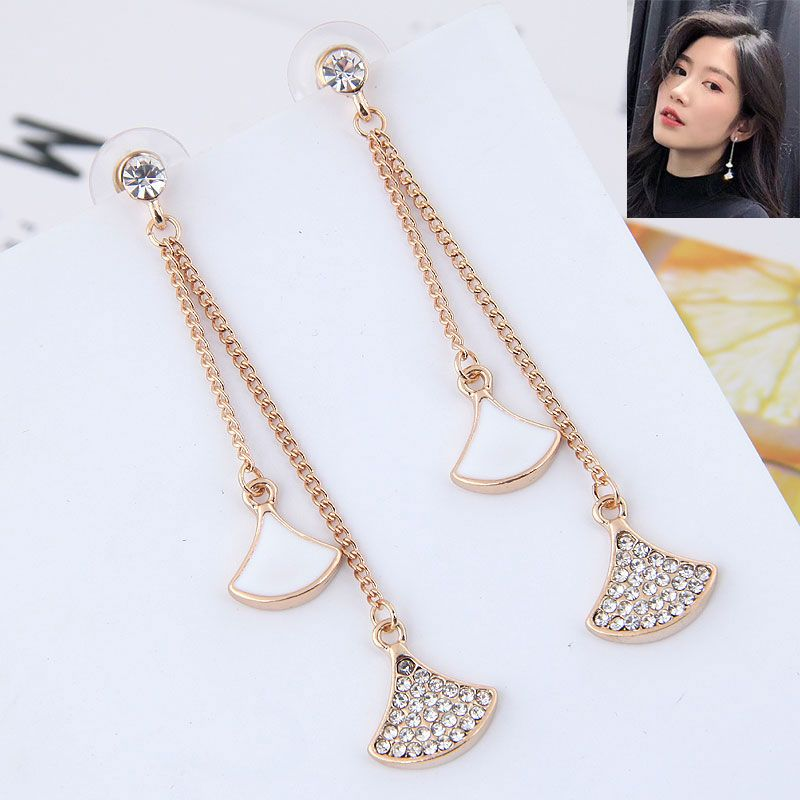 Pendiente de plata 925 de CoreaNHSC53972